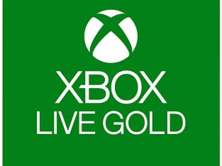 Xbox 360 / Xbox One Live Gold,Game pass ir t.t